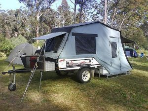 Camper trailer loan
